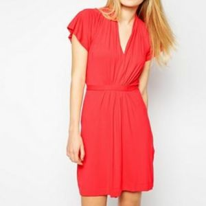 French Connection/ Red Dress/ Size 4